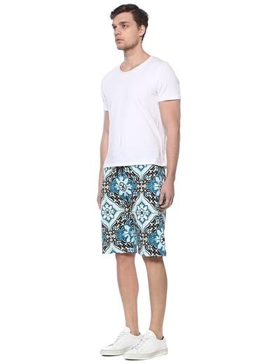 Dolce&Gabbana Bermuda Renkli